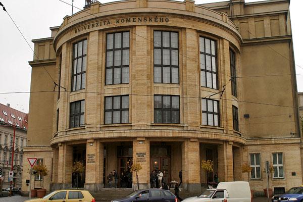Immatriculation Faculty of Medicine Comenius University of Bratislava