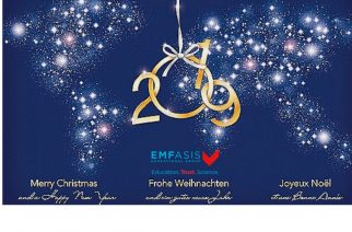 Wishes from EMFASIS… Merry Christmas and a Happy New Year!