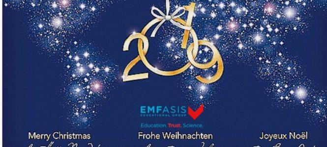 EMFASIS, study abroad, medicine, dentistry, Slovakia, Bratislava, Christmas