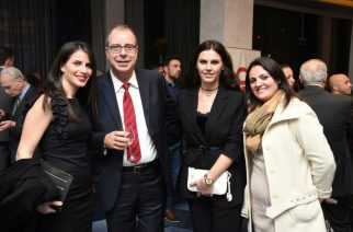 Presence of EMFASIS at the annual festive event of the Hellenic-German Chamber of Commerce and Industry