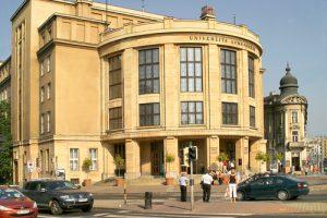 Comenius University in Bratislaba Slovakia
