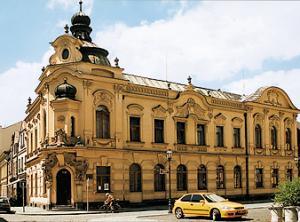 Charles University in Hradec Kralove Czech Republic