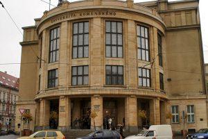 Comenius University of Bratislava