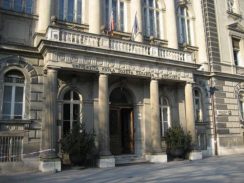 Safarik University of Kosice (Slovakia)