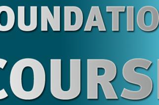 Χειμερινό Πρόγραμμα Προετοιμασίας (Foundation Course) για τα Πανεπιστήμια του Εξωτερικού