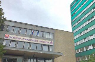 Ιατρικό Πανεπιστήμιο της Σλοβακίας (Slovak Medical University in Bratislava – SZU) Εγγραφή πρωτοετών φοιτητών