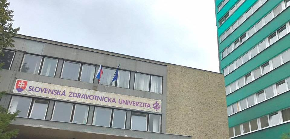 Ιατρική σχολή στην Μπρατισλαβα