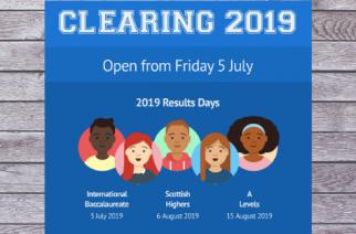 Αιτήσεις για τα πανεπιστήμια τoυ Ηνωμένου Βασιλείου – Περίοδος Clearing 2019