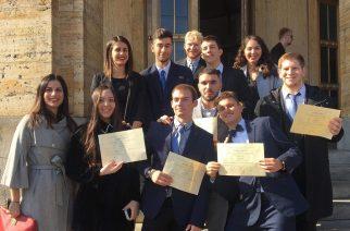Τελετή εισδοχής και ορκωμοσία πρωτοετών φοιτητών – Ιατρική και Οδοντιατρική σχολή Comenius University στη Μπρατισλάβα 2019-2020