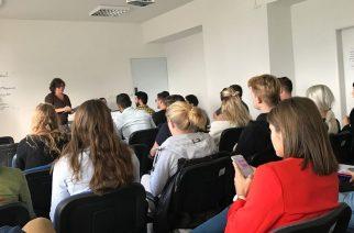 Το Ιατρικό πανεπιστήμιο στη Μπρατισλάβα (Slovak Medical University) υποδέχτηκε τους πρωτοετείς για το 2019-2020