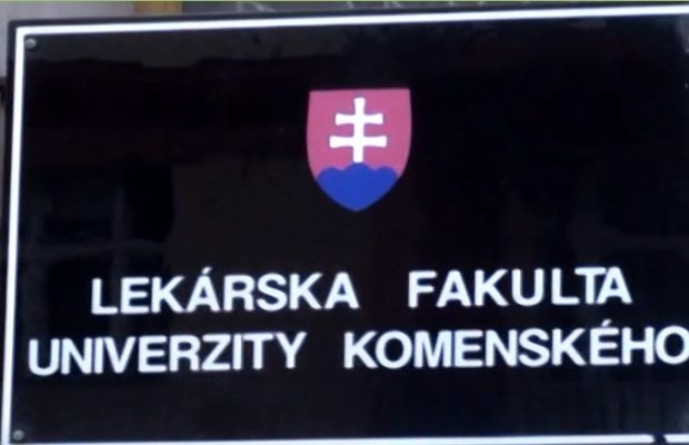 campus map comenius university in bratislava medical school