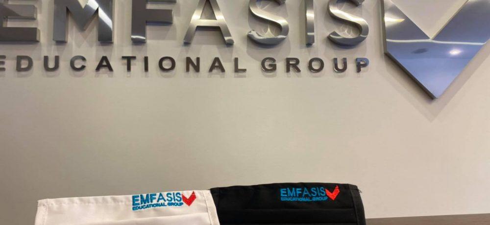 Στην EMFASIS τηρούμε τα μέτρα προστασίας από τον Covid-19 και μένουμε ασφαλείς